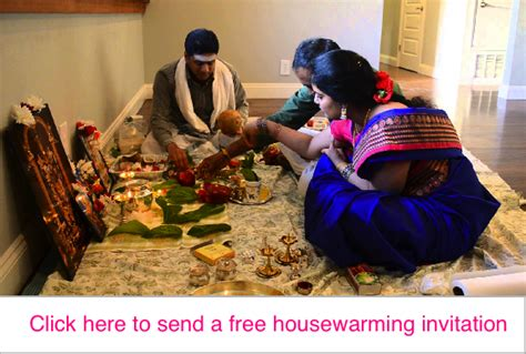 housewarming gifts india indian housewarming invitation wording griha pravesham