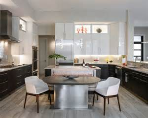 top kitchen design ideas renovations amp photos with multiple islands large eat island transitional dallas hatfield