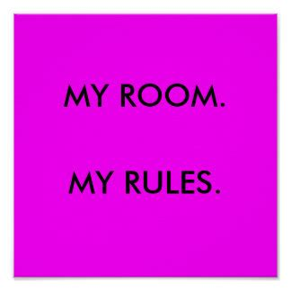 room posters zazzle