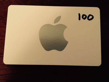 Free Apple Gift Cards - free 100 apple gift card gift cards listia com auctions for free stuff
