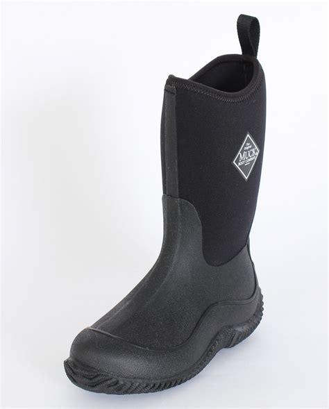 children s muck boots muck 174 hale sport boots child fort brands
