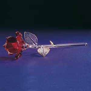 Ghirardelli Gift Baskets Glass Red Rose Findgift Com