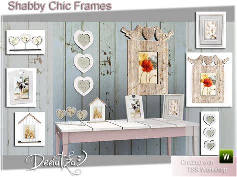 Bingkai Foto Shabby Frame Foto Shabby Shabby deeiutza s shabby chic frames