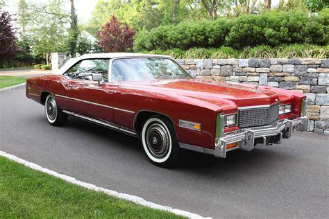 Joseph O Connell S 1976 Cadillac Eldorado Convertible