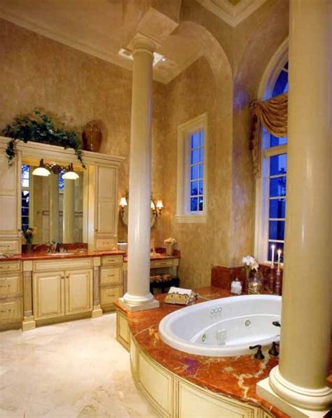 25 tuscan bathroom design ideas decoration