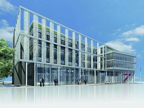 Subsea 7 Office by Ng Bailey Takes M E Package On Sutton Office Development