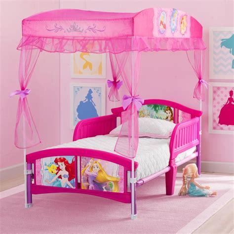 princess canopy bed interior design