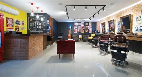 Lu Barbershop Murah Simpel luxo simples assim a vez deles