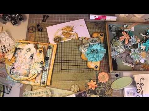 scrapbook tutorial pinterest scrapbooking quot how to start quot a mini album by steff with a