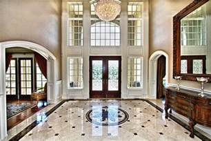 Black Ceiling Chandelier Traditional Entryway With High Ceiling Amp Simple Marble
