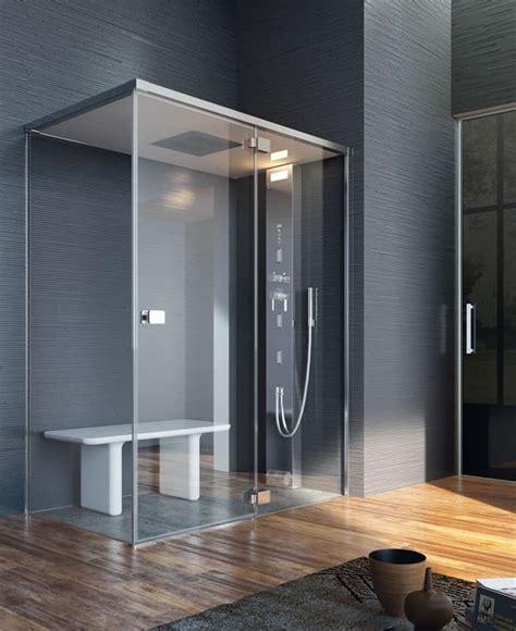 soluzioni doccia soluzione doccia su misura in cristallo trasparente