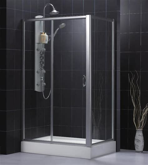 Cool Showers For Bathrooms Awesome Cool Modern Glass Shower Enclosure Bathroom Inspiration Shower Enclosure Home Interior