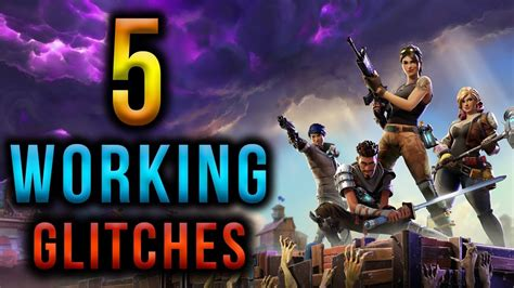 why fortnite is not working fortnite battle royale 5 working glitches no parachute