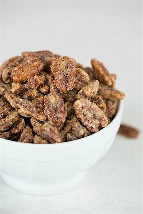 Sugar Nut cinnamon sugar candied pecans recipe recipes