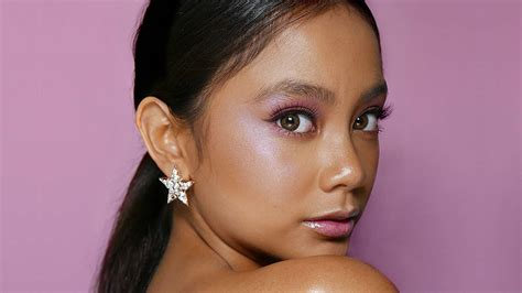 makeup morenas try this pastel makeup look for morenas as seen on ylona