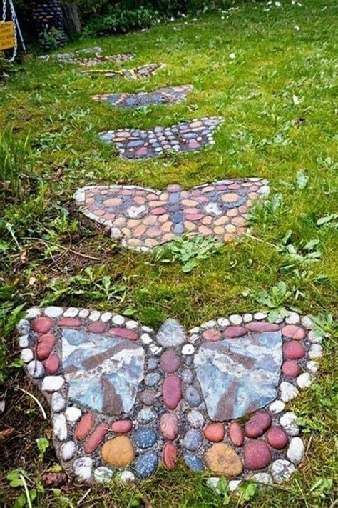 backyard stepping stones the best garden ideas and diy yard projects kitchen fun