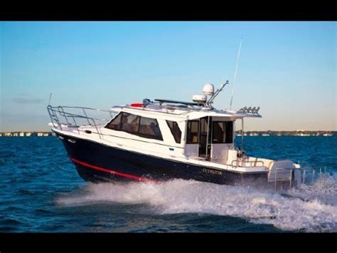 cutwater boats for sale florida cutwater 30 florida downeast trawler fort myers naples