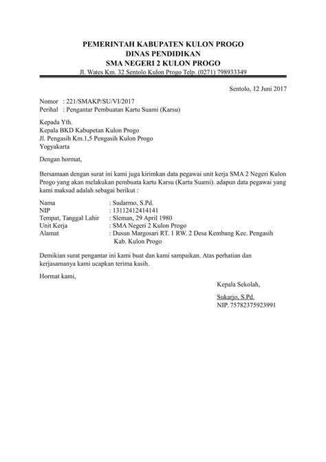 Contoh Format Surat Kuasa Istimewa - Download Kumpulan Gambar