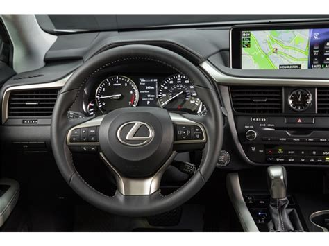 lexus suv rx 2017 interior 2016 lexus rx 350 prices reviews and pictures u s
