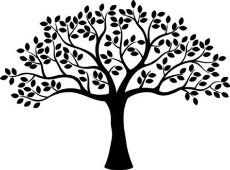 printable family tree black and white the gallery for gt family tree black and white drawing