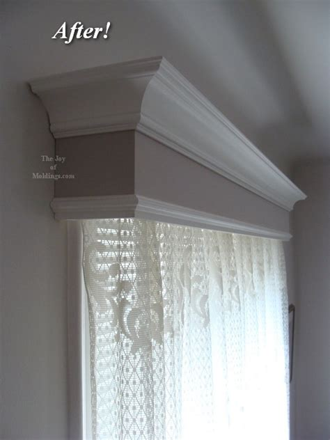 Window Valance Box Window Valance Box On Box Valance Cornice Box