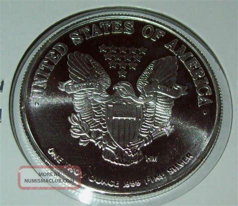 1 Oz Design Silver 999 by Walking Liberty Design 1 Troy Oz 999 Silver