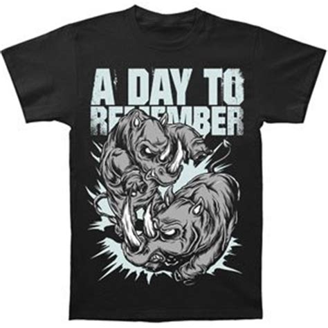 Kaos Band A Day Remember Tshirt Musik A Day 03 a day to remember t shirts band x large at s clothing store
