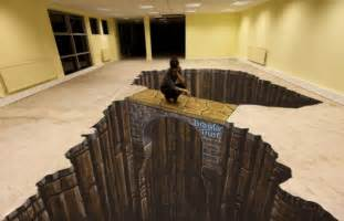 20 3d floors that will mess with your mind
