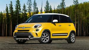 Fiat Vehicle Fiat 500l 2014 Wallpaper Hd Car Wallpapers