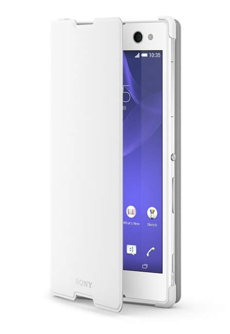 Sony Scr15 Style Cover Stand C3 sony scr15 style cover stand for xperia c3 xperia