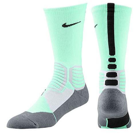 elite socks nike hyper elite basketball crew socks s