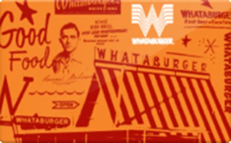 Whataburger Gift Cards - buy whataburger gift cards raise