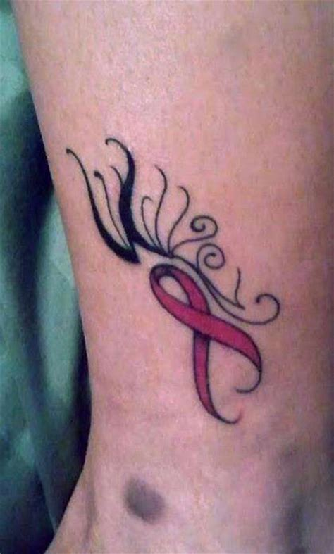tattoo shops in albany ga 25 best ideas about pink ribbon tattoos on