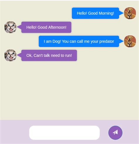 Runkit React Chat Template