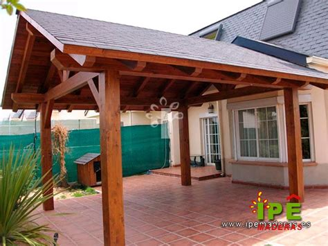 porches de madera porches de madera venta e instalaci 243 n ipe maderas