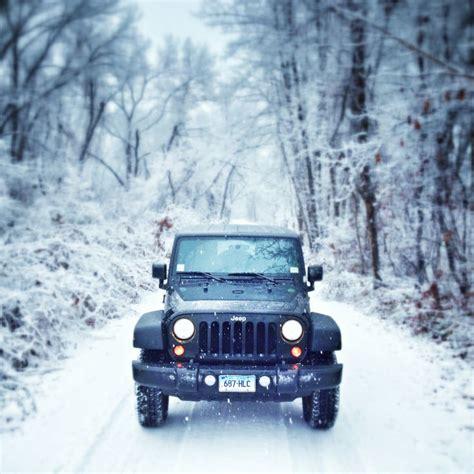 Winter Jeep Winter Jeep Jeep
