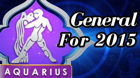 aquarius yearly horoscope for 2015 in hindi youtube