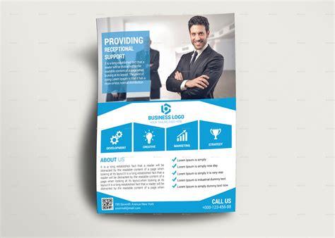 design business flyer corporate business flyer design 1 by murtalawork