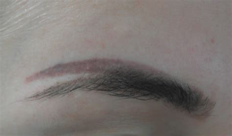 can you remove a permanent tattoo semi permanent eyebrow removal the of