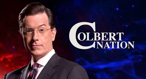 the colbert report colbert nation comedy central