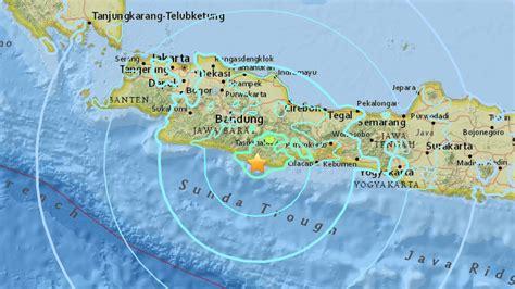 earthquake in bandung inilah penyebab gempa tasikmalaya belajar geologi