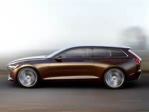 Volvo Concept Estate Volvo Concept Estate Official Details