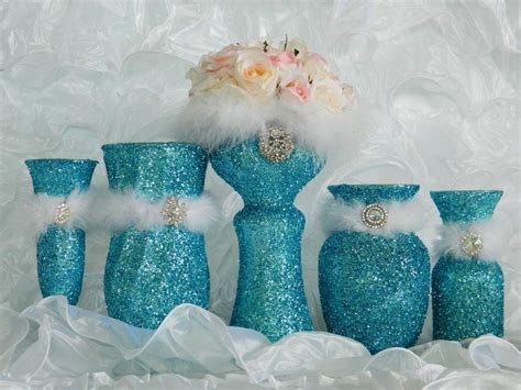 Tiffany Blue Wedding Decorations, Wedding Reception, Aqua
