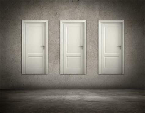 Three Doors by Talent Management It S A Three Door Problem Tomorrow Trends Tomorrow Trends