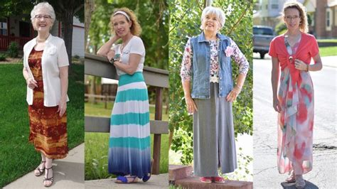 fashion styles for women over 60 maxi dresses and summer fashion for women over 60