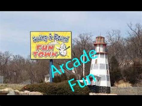 swing around fun time killing some time in the arcade swing around fun town