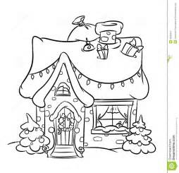 gingerbread house clipart chadholtz