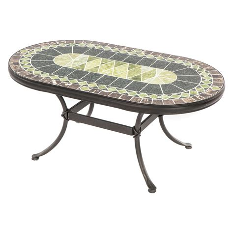 outdoor mosaic accent table patio accent table darcylea design