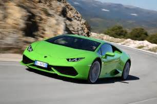 Lamborghini Huracan Green 2015 Lamborghini Huracan Lp 610 4 Green Front Three