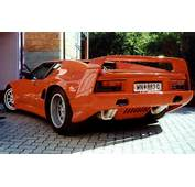 Detomaso Pantera Pictures And Specifications